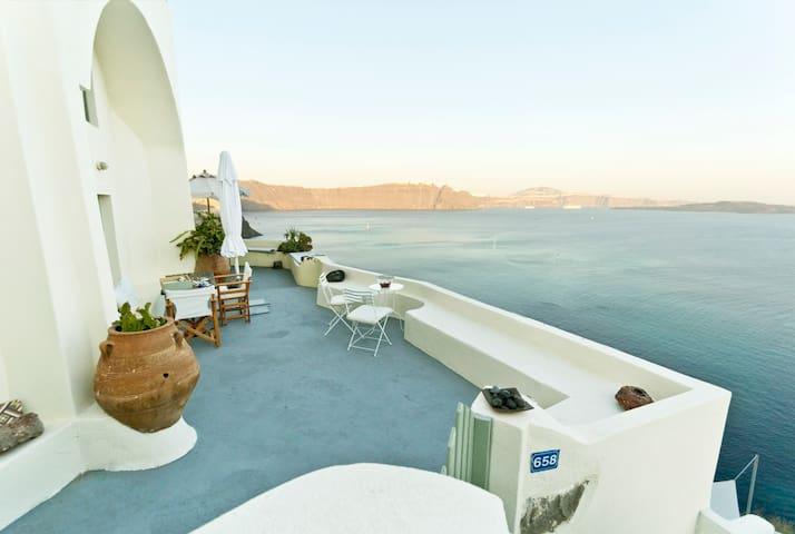 top 20 ferienwohnungen in oia, griechenland, ferienhäuser, Hause ideen