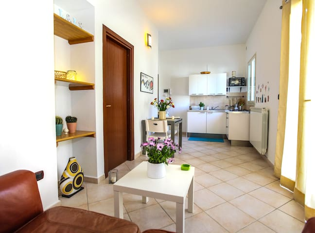 Cozy Apartament in villa near San Vito Puglia sea - Taranto - Appartement