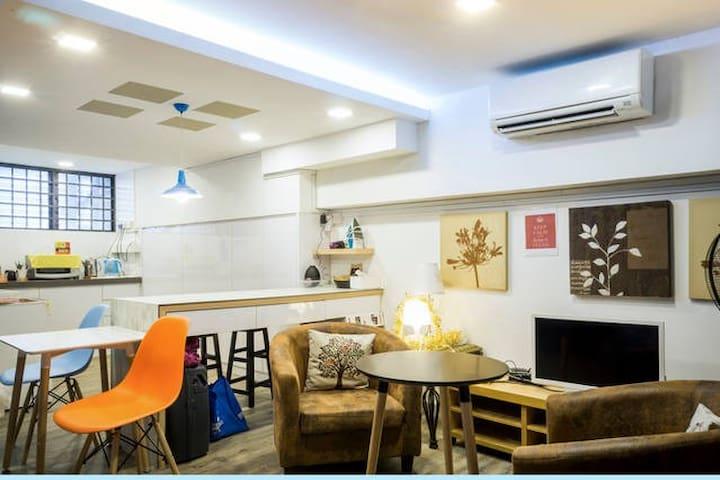 DesignWithDavid: Entire Home 5 Rooms Chinatown