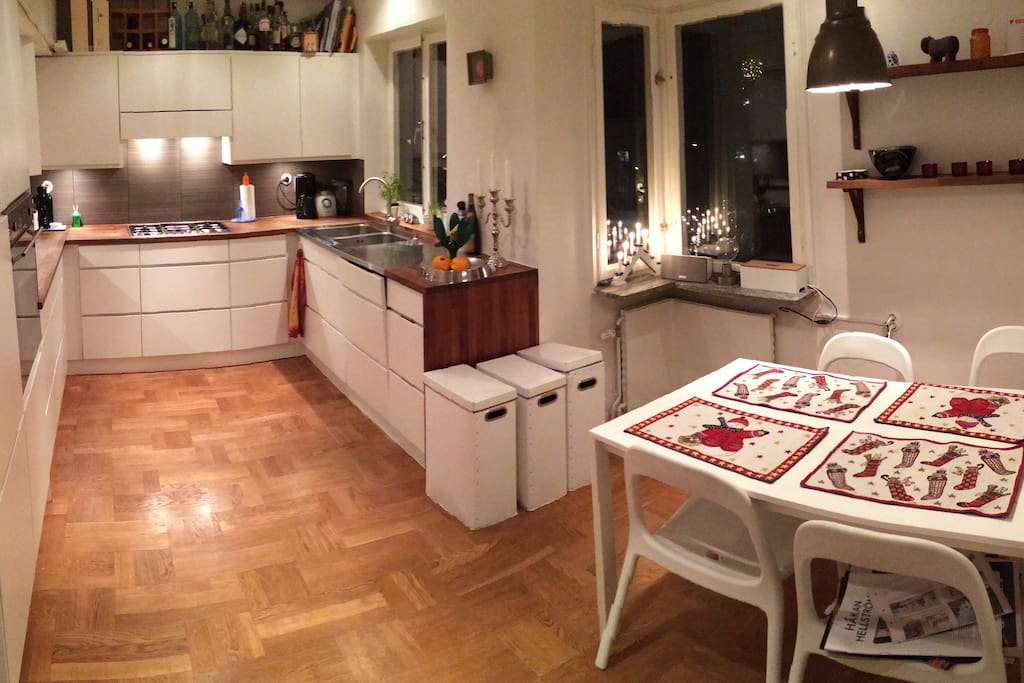 Full equiped kitchen