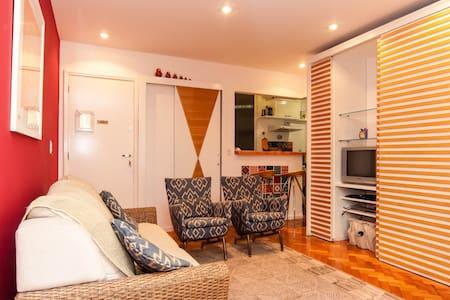 Cosy flat close to Ipanema beach - Rio de Janeiro - Byt