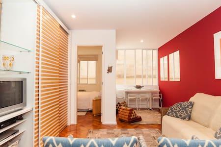 Cosy flat close to Ipanema beach - Rio de Janeiro - Appartamento