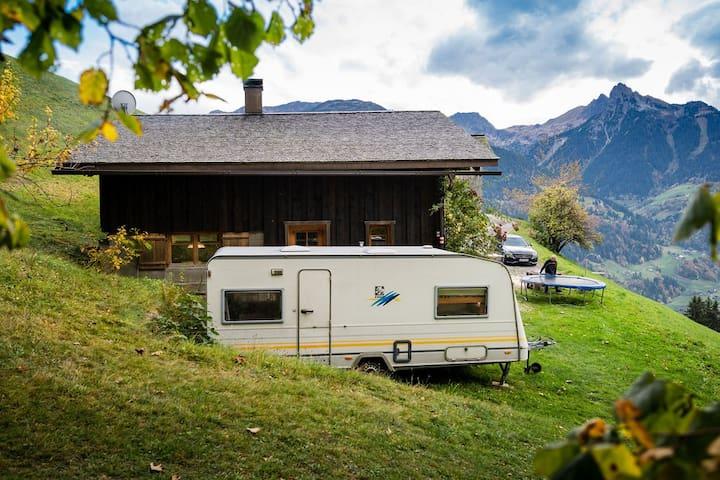 Gemeinde Schruns im Montafon, Campingbus/Wohnmobil