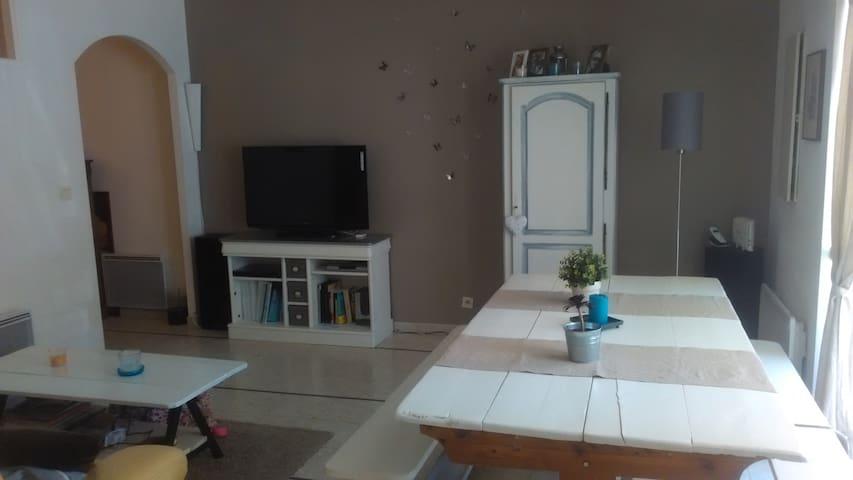 Location T2 meublé proche de St-Rémy et Avignon - Cabannes - Appartement