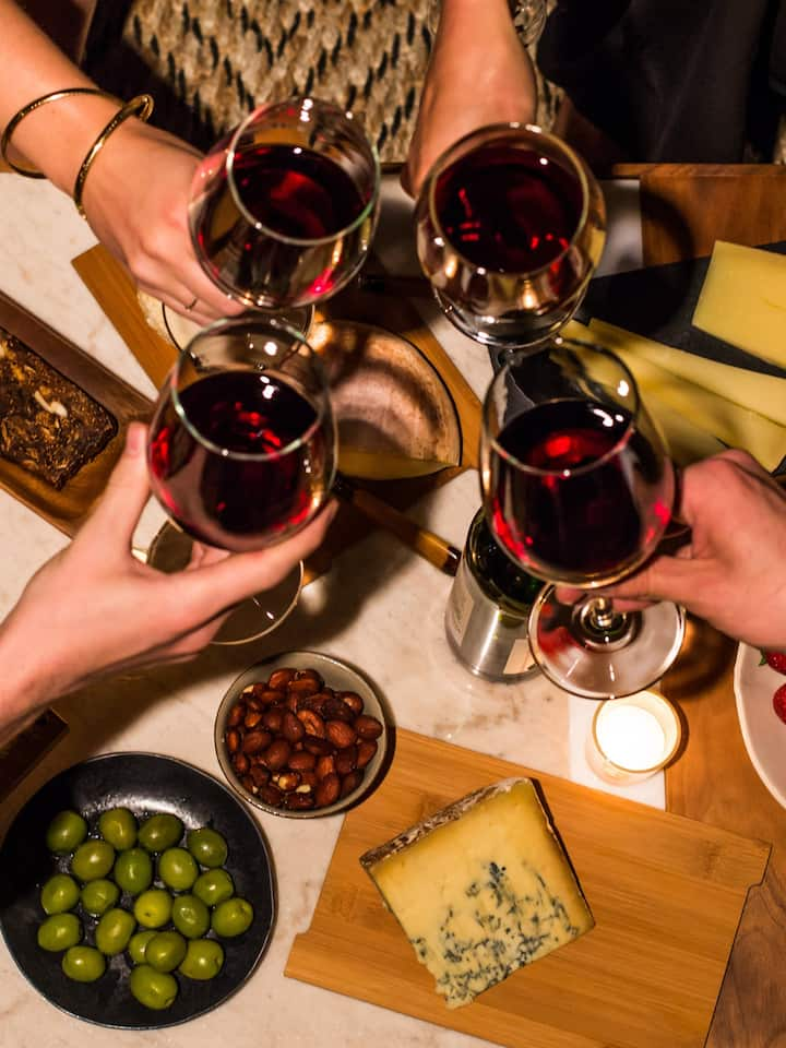 Red Wine Tastings