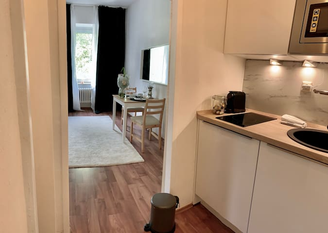 Modernes 28qm Apartment im Rathenauviertel