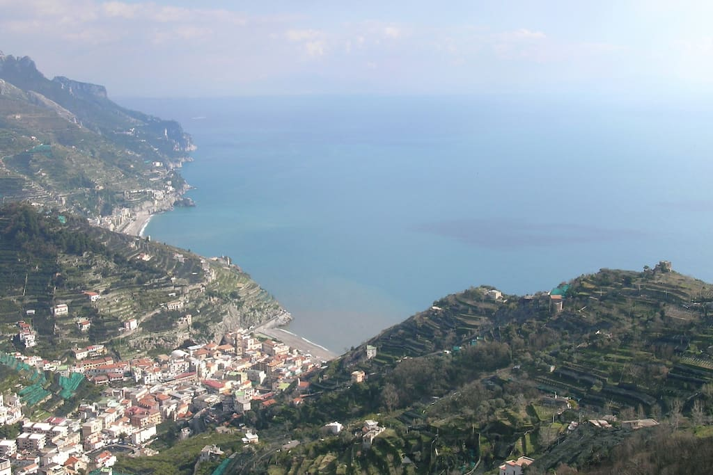 Ravello Quot Gold House Quot Amalfi Coast Apartments For Rent In