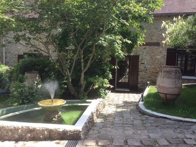 Maisons authentique aux Mesnuls - Les Mesnuls - Hus