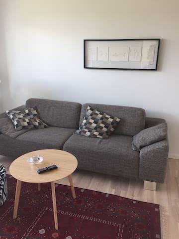 Moderne og funktionel lejlighed - Måløv - Apartament