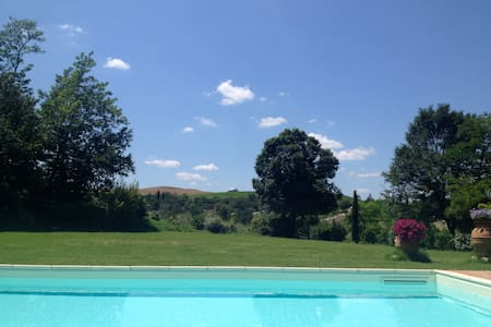 Farmhouse with pool (Maggiorana) - Monteroni