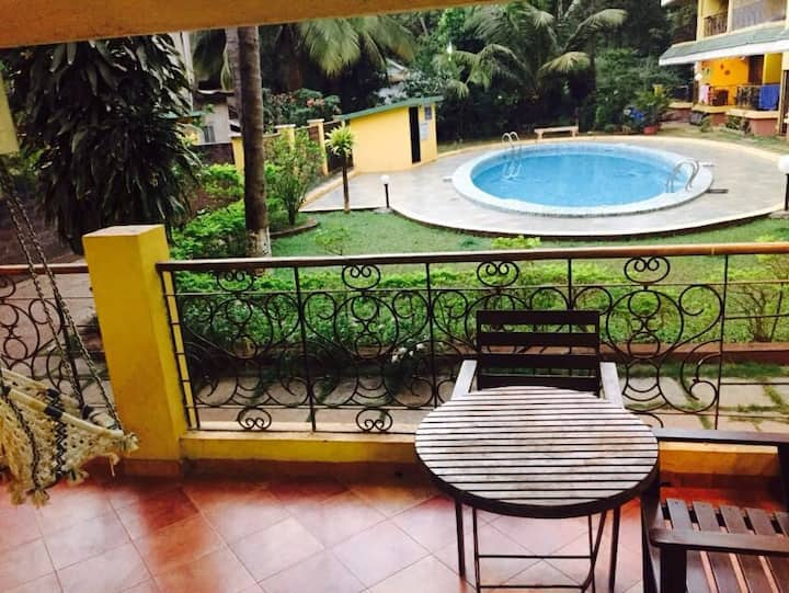LaParadiso - 1BHK near Club Cabana & Sat Bazaar