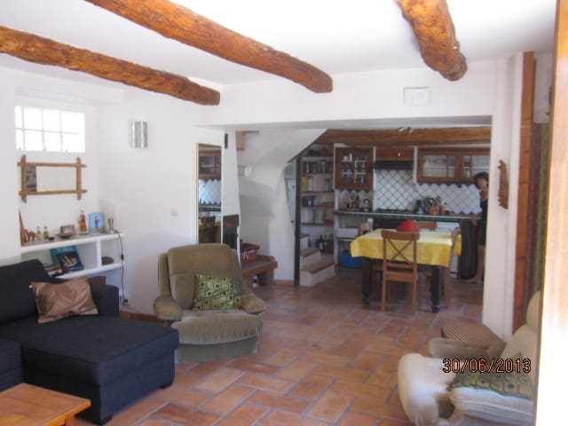 Cosy house in the Haut Languedoc - Les Aires - Hus