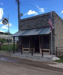 Cabin getaway in historic ghost town