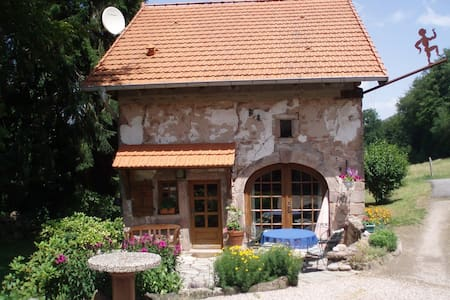 Ferme La Fortune in the Vosges - Casa