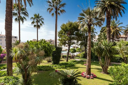 nice and calm apartment see view - Beaulieu-sur-Mer