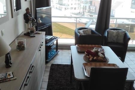 studio-apartment 100m vom meer - Bredene - 公寓