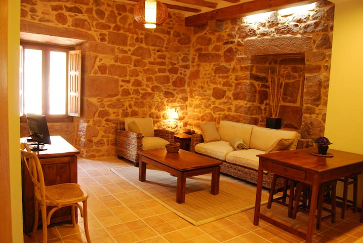 Gite-Apartment for 2 or 4 people - Sorlada - Byt