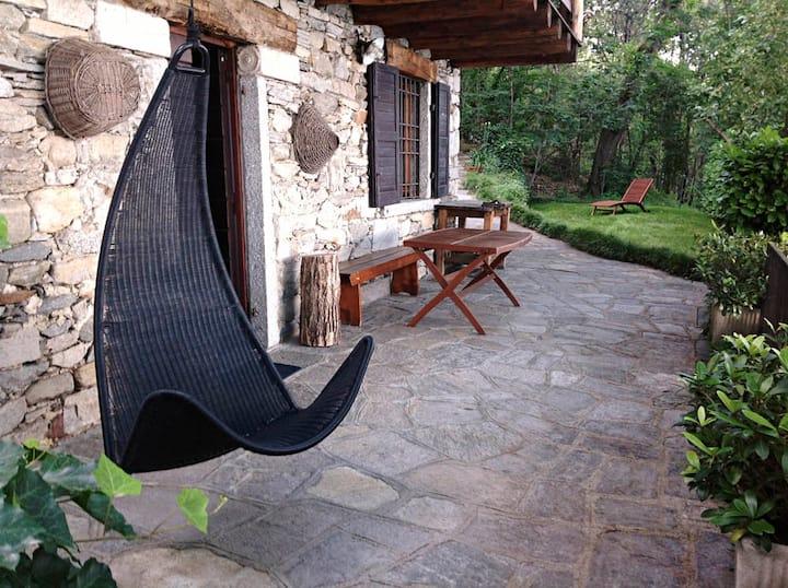 The Casetta nel Bosco Lake Maggiore