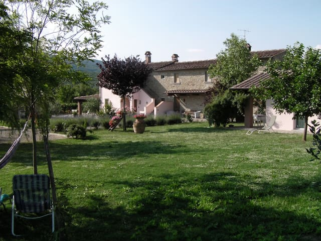 Little houses countryside Arezzo - Pieve San Giovanni - Dom