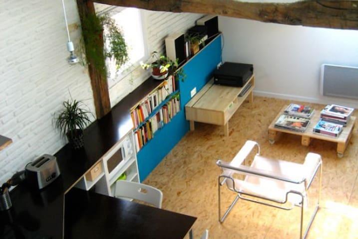 Duplex con vistas en el Casco Viejo