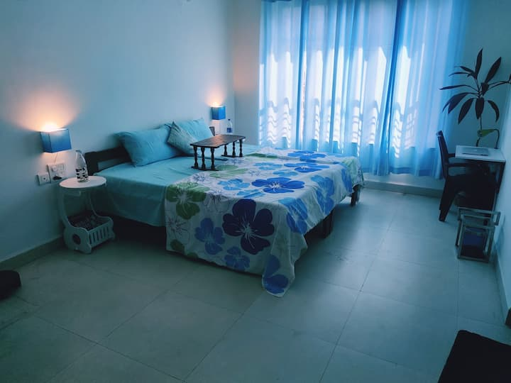 Homestay in Panjim 3-minute off the beach Room 2