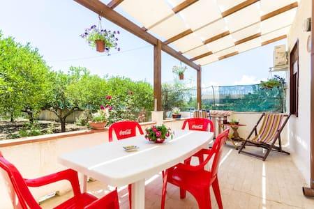 La Tonnelle, your Home in Trapani - Rilievo - 别墅