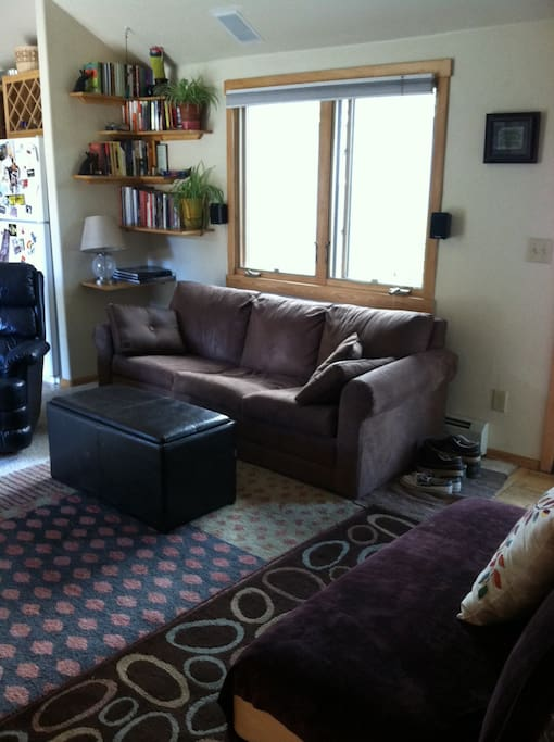 2BR Home Creekside in Breck Pets OK