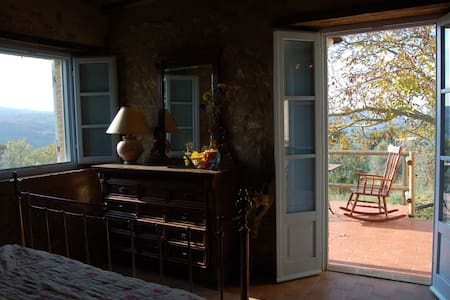 Apartment in Tuscany countryside - San Dalmazio