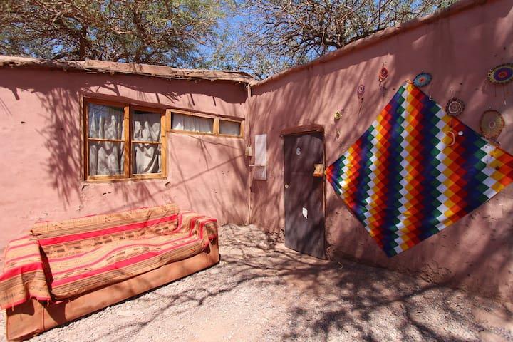 Encuentro Intercultural CKury  Lickan 2 - San Pedro de Atacama - Domek gościnny