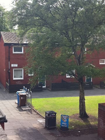 Comfy Double in Manchester - Ardwick - Dom