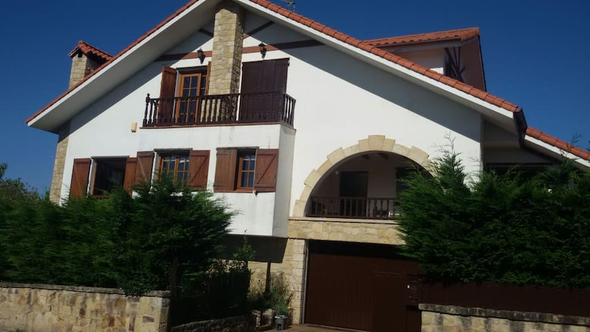 Habitación individual entorno rural Argoños - Cerecedas - Apartment
