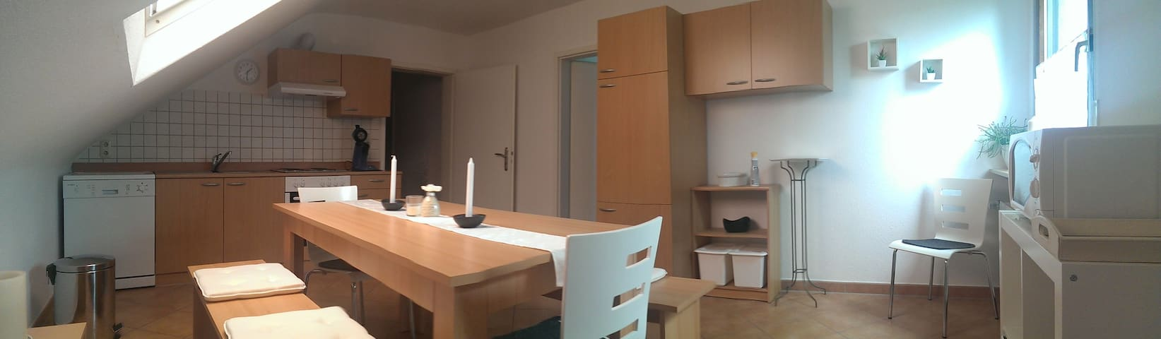 Dies & Das Apartment - Seligenstadt - Appartement
