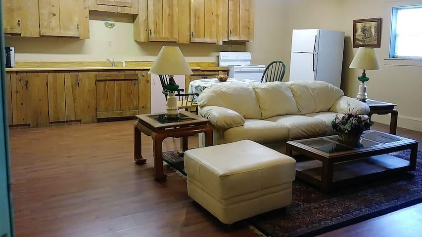 LONG TERM RENTAL!  Unique Rustic Guest House