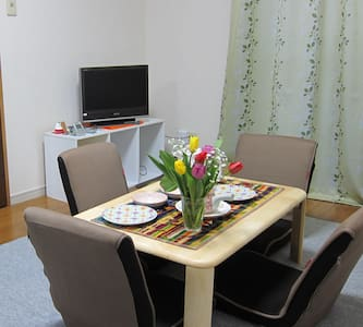 NEW★Clean★Shinjuku★ Entire FreeWifi★Nice Location - Suginami-ku - Wohnung