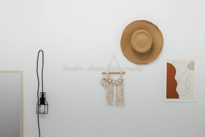 Cozy | Modern | Simple Private Room03 @ Georgetown