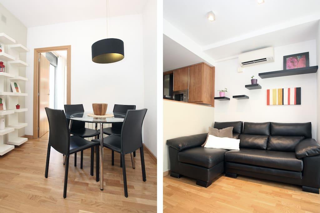 Appartement A Louer Barcelone