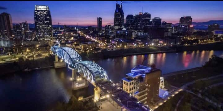 JG5 Downtown Nashville!!  Alpine Allstar!!