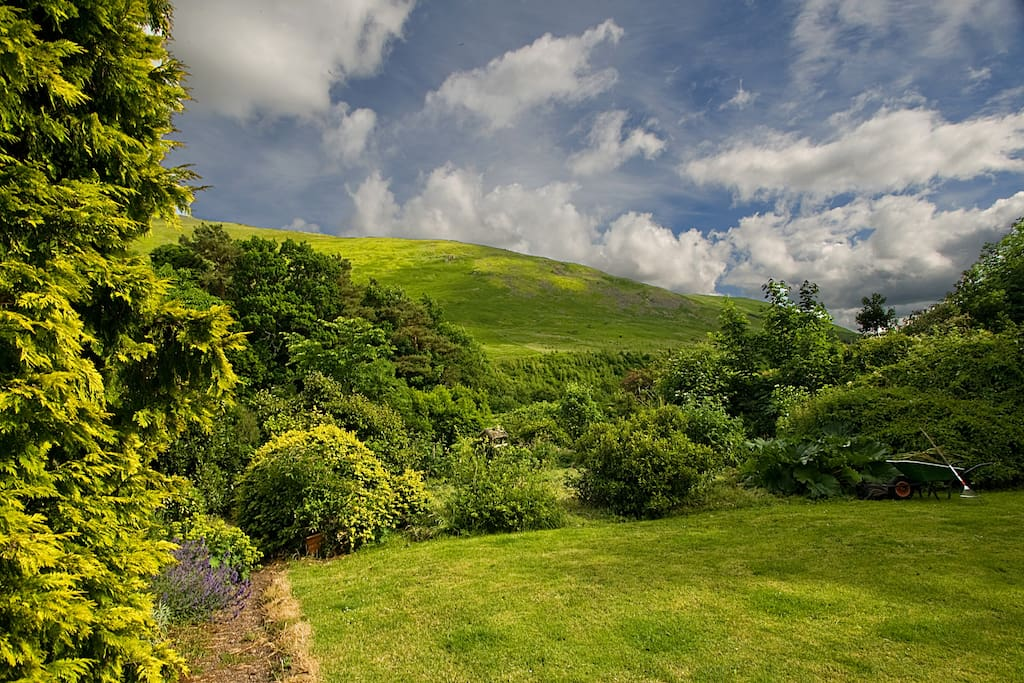 Secluded Cottage in the most beautiful valley in Wooler