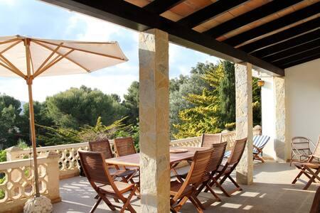 Villa méditerranéenne à Majorque - Porto Colom