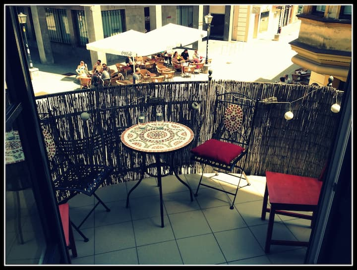 Fall in love - MARIBOR City Apartment with balcony