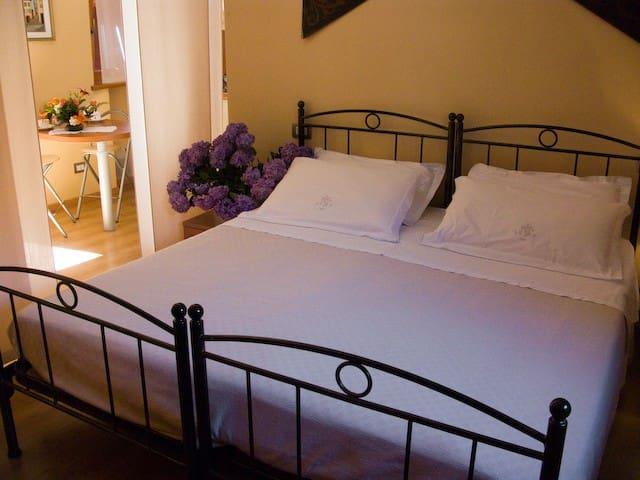 OPENSPACE PER 2 PERSONE LAGO D'ORTA (NO) ORTALAKE - Crabbia - Apartment
