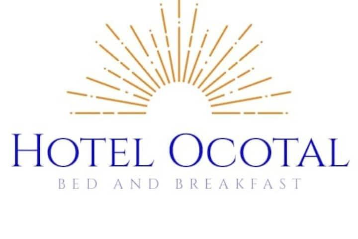 Hotel en Playa Ocotal, 4 pax con desayuno incluido