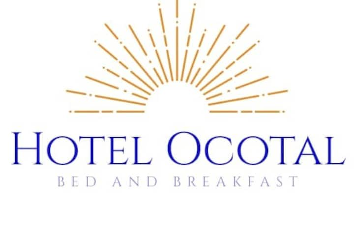 Hotel Ocotal Bed & Breakfast muy cerca de la playa