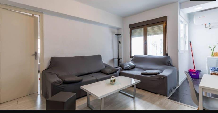 Estupendo Apartamento