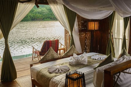 Best Couples Room in Tatai Koh Kong