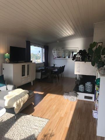 Flott hus sentralt i Fredrikstad.