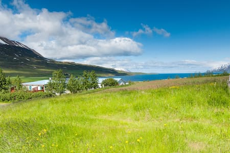 Paradise north of Akureyri (N.room) - Akureyri - Bed & Breakfast