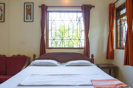 Relaxing Holiday Home at Morjim Goa 300 mtr - Morjim
