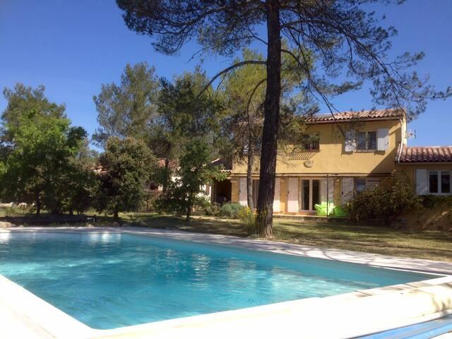 La Bastide Villa indiv calme piscine privée  Var83