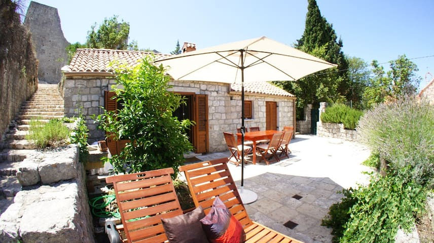 Perfect Easter in a house for two, Mali Ston - Ston - Casa